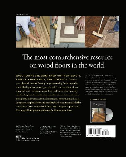 The most comprehensive book on wood flooring