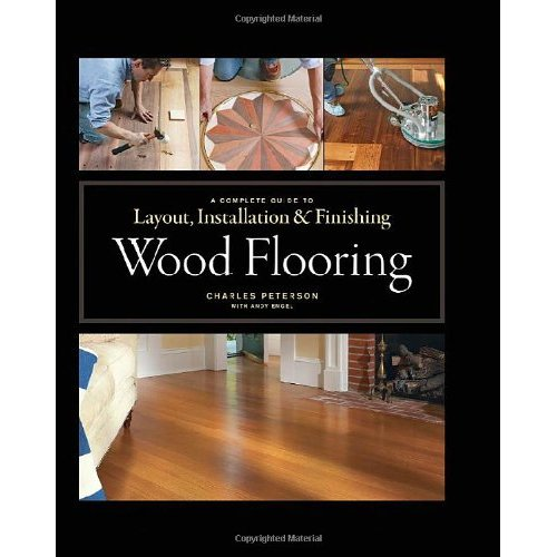 Wood floor book by Charles Peterson