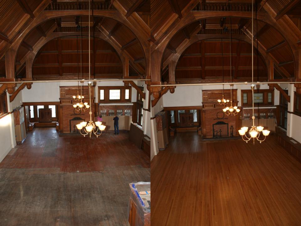 Mystic Noank Library Restoration Donation