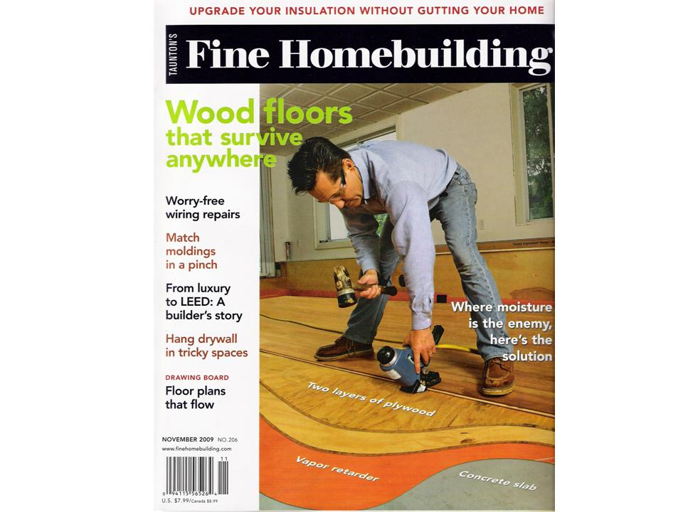 Fine Home Building Floors That Survive Any where