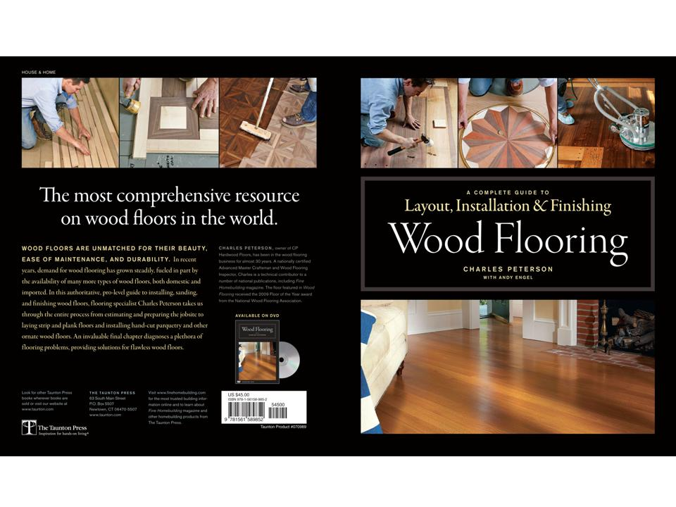 Wood Flooring Book by Charles Peterson