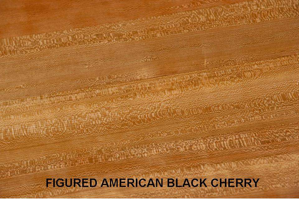 FIQURED CHERRY