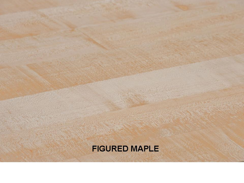 FIQURED MAPLE